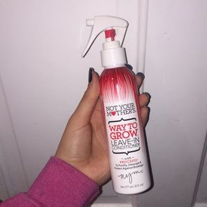 Other - not your mothers leave in conditioner